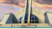 Hall of Justice (Earth-X0)