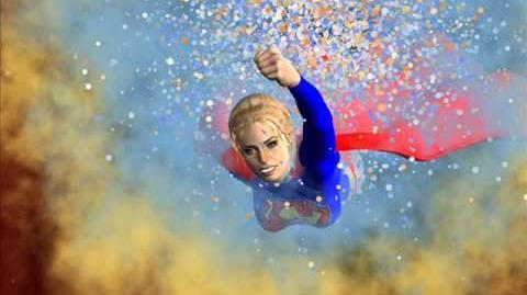 Heroine Prime Supergirl