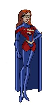 Superwoman by Zal Ta TalOs