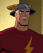 Jay Garrick (Batman:The Brave and the Bold)