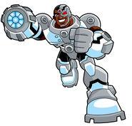 Cyborg (DC Super Friends)