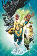 Justice League International (The New 52)