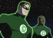 Green Lantern Corps (Young Justice)