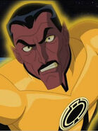 Sinestro (Green Lantern:First Flight)