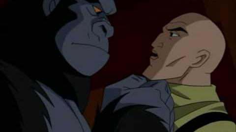 Lex Luthor vs. Gorilla Grodd