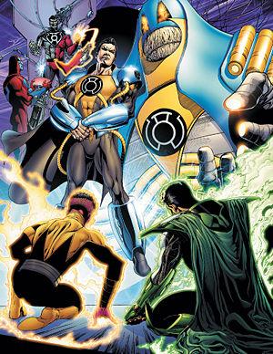 Tropa Sinestro