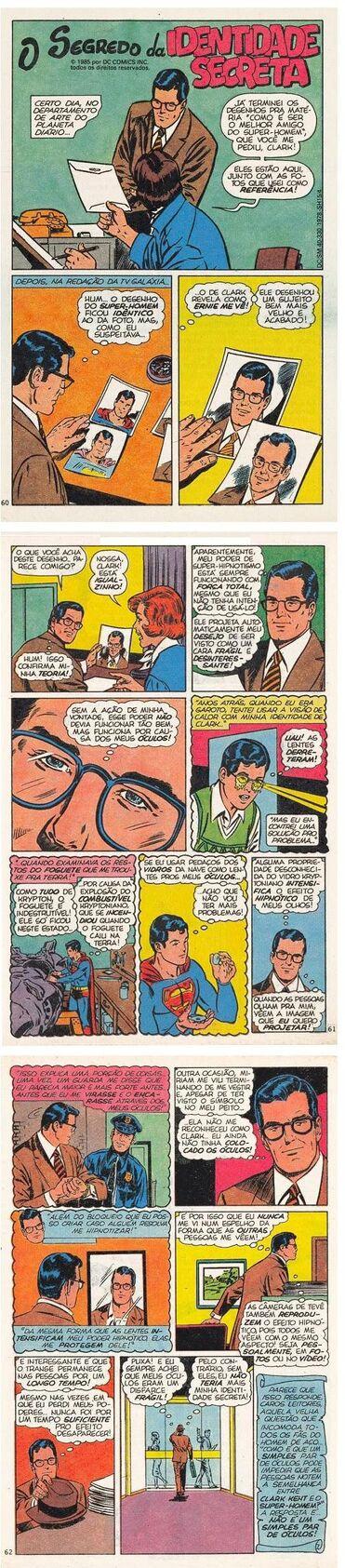 Superman oculos