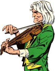 Fiddler Isaac Bowin
