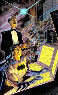 Batcomputer 001