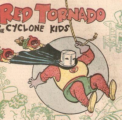 Red tornado ma hunkel