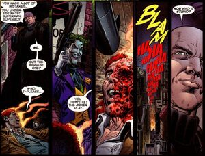Death of Alex Luthor