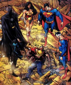 Superboy Death