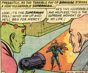 Supershrinking