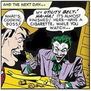 Joker belt