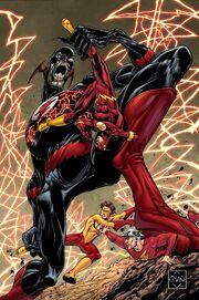 Barry Allen Black Flash 001