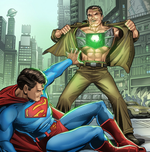 Metallo kryptonite