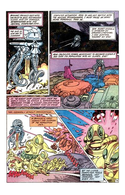 Action Comics 544-46