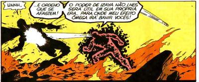 Darkseid banição