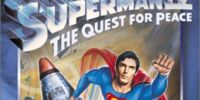 Superman IV: The Quest for Peace Home Video