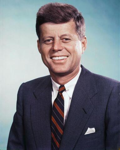 File:John F. Kennedy.jpg