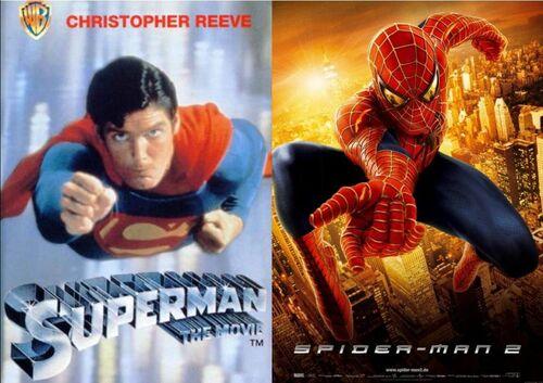 Superman Vs. Spider-Man