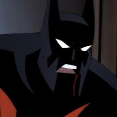 Batman's last mission.
