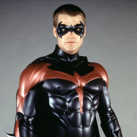 Dick's second Robin suit.