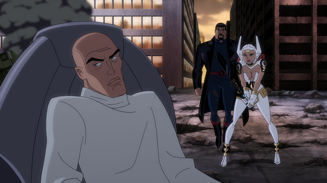 File:Superman Wonder Woman Lex Luthor JLG&M .png