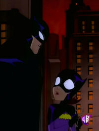 Batman and Batgirl (The Batman)