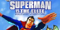 Superman vs. The Elite Home Video