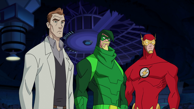 File:Green Arrow Flash Kirk Langstrom BMUAI.png