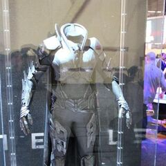 Faora's costume at the Expo.