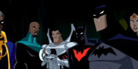 Justice League Unlimited: The Once and Future Thing