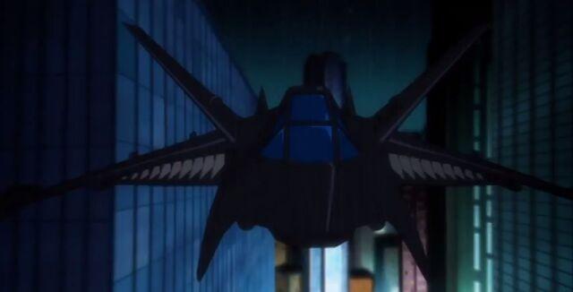 File:Assault on Arkham - Batplane.jpg