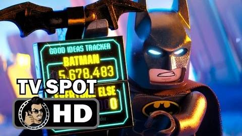 THE LEGO BATMAN MOVIE TV Spot - Assemble (2017) Animation Comedy Movie HD