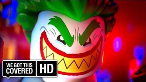 """The LEGO Batman Movie """"Meet The Villains"""" Clip HD Will Arnett, Michael Cera, Rosario Dawson"""