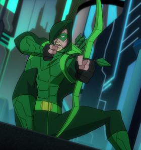 Green Arrow BMUAI 17