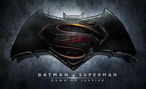 Batman v Superman - Dawn of Justice logo