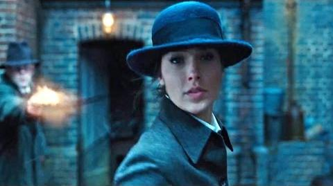 """NEW Wonder Woman Movie Clip """"Property of General Ludendorff"""" 2017 Porfirios guarding this channel"""