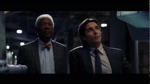 The Dark Knight Rises TV Spot 4 (Lucius Fox) HD