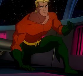 Aquaman JLCOTE