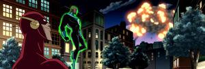 France (Justice League Unlimited)