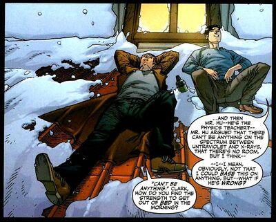 Clark and Lex