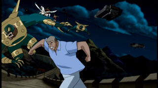 China (Justice League Unlimited)