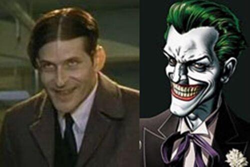 Crispin Glover as Joker