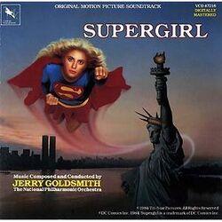 Supergirl score