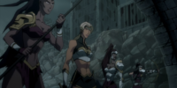 Amazons (Justice League: The Flashpoint Paradox)