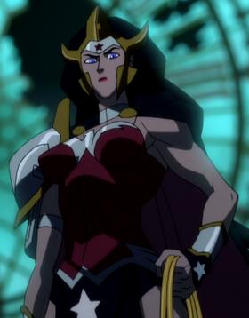 Wonder Woman FP