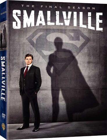 File:Smallville S10 DVD.jpg