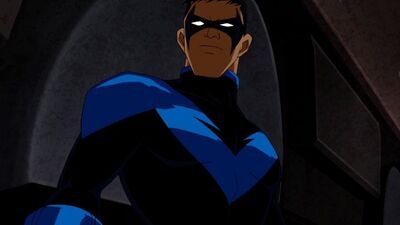 Nightwing (Under the Red Hood)